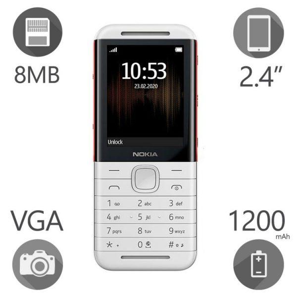 گوشی موبايل نوکيا مدل 5310 (2020)